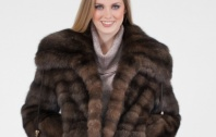 Sable Jacket at Steven Corn Furs