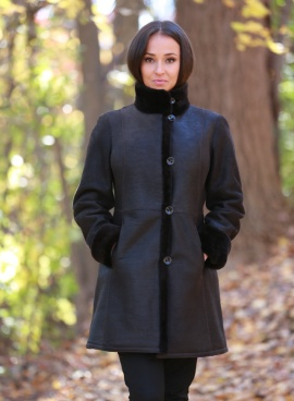 Super Merino Riding Coat