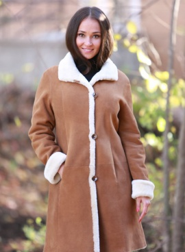 Natural Spanish Shearling