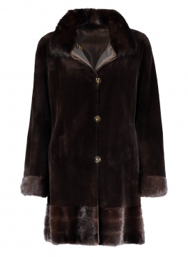 Reversible Sheared Mink