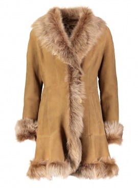 Spanish Shearling Coat