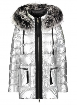 Alpine Fur Trimmed Parka