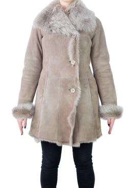 Shearling 3/4 by Steven Corn Furs