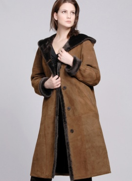 Super Merino Shearling Coat