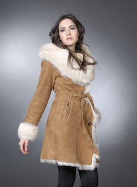 Shearling Coats | Shearling